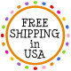 FREE SHIPPING on all orders over $50!!!
